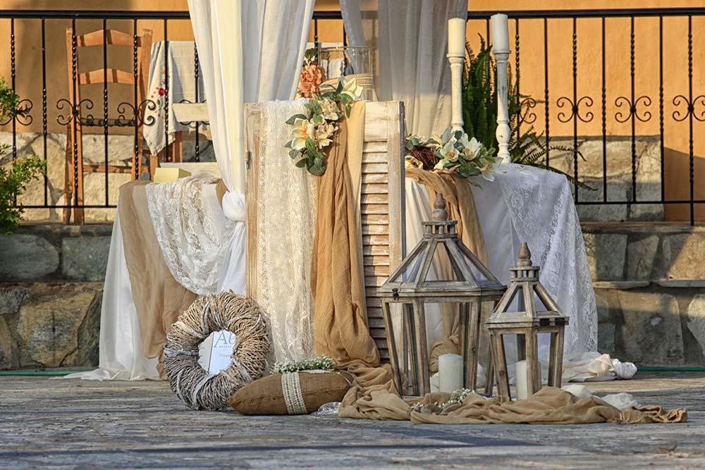 Διακόσμηση Γάμου